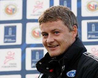 Ole Gunnar Solskjær var sentral i begynnelsen av den nåværende suksessperioden i Molde. Bilde: Flickr